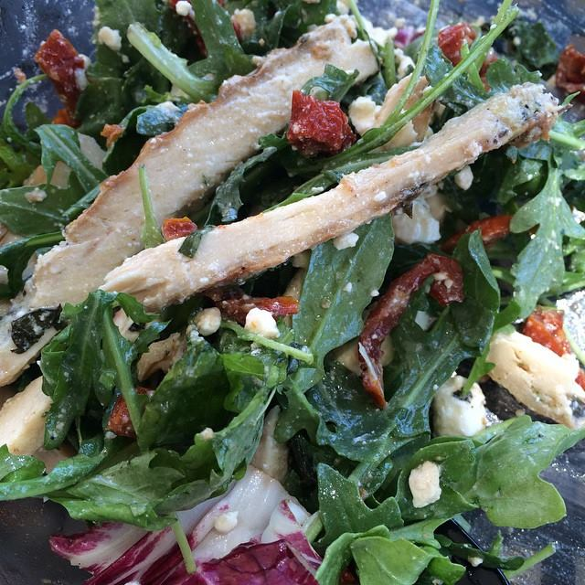 Organic Chicken Salad $9 ...
